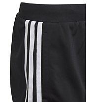 adidas Originals 3 Stripes Shorts - Trainingshose kurz - Mädchen, Black