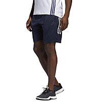 adidas 3S Knit 9-Inch Short - Sporthose kurz - Herren, Dark Blue