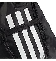 adidas 4ATHLTS - Gymsack, Black/White