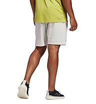 adidas 4Krft 3 Bar - kurze Trainingshose - Herren, White
