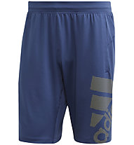 adidas 4KRFT Sport Graphic Bos - Sporthose kurz - Herren, Blue