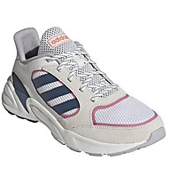 adidas 90s Valasion - sneakers - donna, White/Dark Blue/Pink