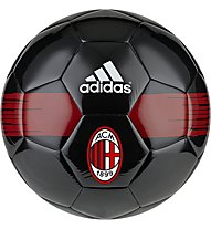 Adidas AC Milan pallone da calcio, Red/Black