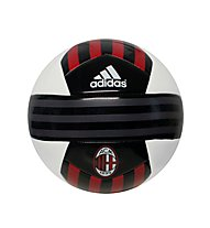 Adidas AC Milan Ball, White/Victory Red/Black
