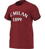 Adidas AC Milan GR Tee 3, Victory Red s04