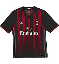 Adidas AC Milan Heimdress Replica, Red/Black