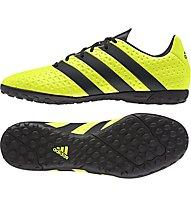 Adidas Ace 16.4 TF Hartplatz-Fußballschuhe, Yellow