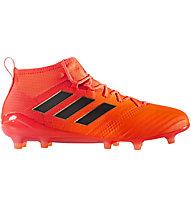 Adidas Ace 17.1 Primeknit FG - Fußballschuh für festen Boden, Orange
