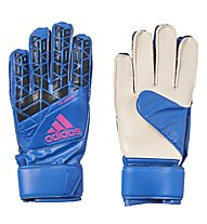Adidas ACE Fingersave - Torwarthandschuhe - Kinder, Blue/Black