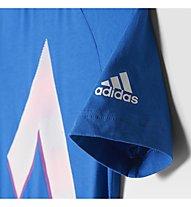 Adidas ACE Graphic - T-Shirt - Jungen, Blue
