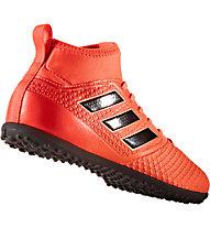 Adidas Ace Tango 17.3 TF - Fusballschuhe für Hartplätze - Kinder, Red