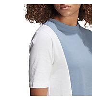 adidas Originals Active Icons - vestito - donna, Light Blue/White