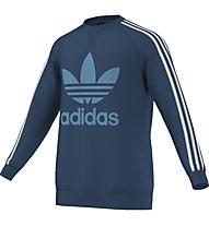 Adidas Originals Trefoil - Pullover, Blue