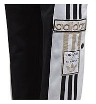adidas Adibreak Pant - pantaloni fitness - ragazzo, Black/White