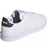 adidas Advantage - Sneaker - Herren, White/Black