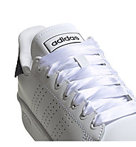 adidas Advantage Bold - sneakers - donna, White/Black