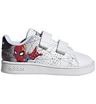 adidas Advantage I - sneakers - bambino, White/Red/Blue