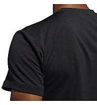 adidas Aero 3 S - T-Shirt - Herren , Black