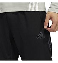 adidas Aero 3S CW - Trainingshose lang - Herren, Black