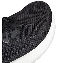 adidas Alphaboost + Parley - Laufschuhe Neutral - Herren, Black