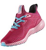 adidas Alphabounce - scarpe minimal - bambino, Pink