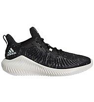 adidas Alphabounce+ Parley - scarpe running neutre - donna, Black