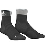 Adidas Ankle Socks Energy Knöchelhohe Laufsocken, Black