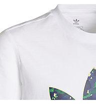 adidas Originals Aop Pack Camo Print - T-shirt - bambino , White