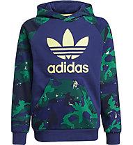 adidas Originals Aop Pack Camo Print Hdy - Kapuzenpullover - Jungs , Dark Blue