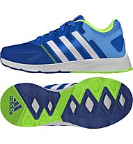 Adidas AZ Faito Kinderschuh, Royal/Light Green