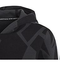 adidas B Future Icons 3S Graphic Hdy - Kapuzenpullover - Jungs , Black
