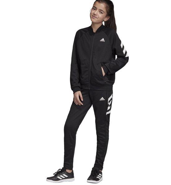 adidas Mädchen Sport Trainingsanzug Entry Tracksuit Closed