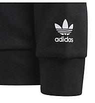 adidas Originals BG Trefoil Hood - Trainingsanzug - Kinder, Black