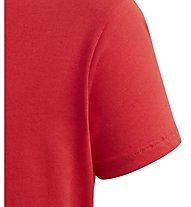 adidas Originals Big Trefoil - t-shirt fitness - bambino, Red