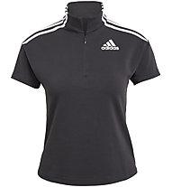 adidas BoS HZ - Trainingtop - Damen, Black
