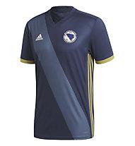 adidas Bosnien und Herzegowina Heimtrikot 2018 - Fußballtriot - Herren, Blue