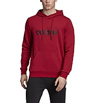 adidas Brilliant Basic Hoodie - Kapuzenpullover - Herren, Red