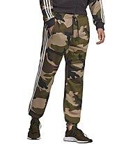 Camo Fleece Pant Jogginghose Herren