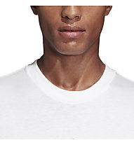adidas Originals Camo Infill Tee - Fitness T-Shirt - Herren, White