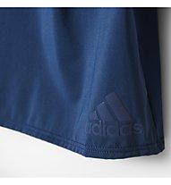 Adidas Cap Chill Tan2 - Fitnessshirt - Damen, Blue