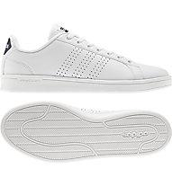 adidas CF Advantage CL - Sneaker - Herren, White