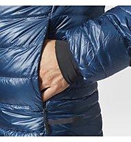 Adidas TERREX Climaheat Agravic - Wintersportjacke mit Kapuze - Herren, Blue