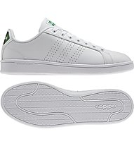 adidas Cloudfoam Advantage Clean - sneakers - uomo, White