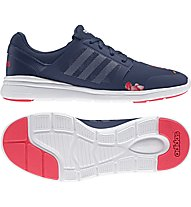 adidas Cloudfoam Xpression W - sneakers - donna, Blue