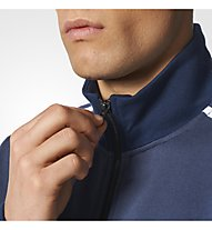 Adidas Relax TS - Trainingsanzug - Herren, Blue