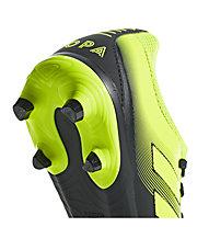 adidas Copa 19.3 FG Junior - scarpe da calcio terreni compatti - bambino, Black/Lime