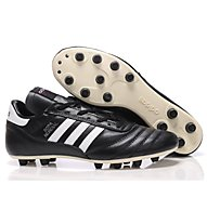 Adidas Copa Mundial Leather FG Cleats, Black