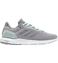 adidas Cosmic 2 - neutraler Laufschuh - Damen, Grey/Green