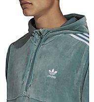 adidas Originals Cozy - felpa con cappuccio - uomo, Green