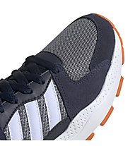 adidas Crazychaos Junior - sneakers - bambino, Dark Grey/White/Ink